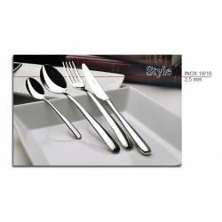 Style Tacamuri inox 18-10 2,5 mm